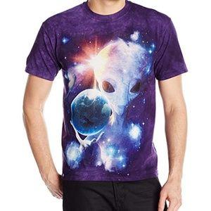 The Mountain Cotton Alien Origins Adult T-Shirt